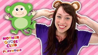 Five Little Monkeys + More   Mother Goose Club and Friends