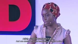 TED 中英雙語字幕:  Chimamanda Adichie  單一故事的危險性