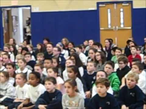 The peace challenge by mercymount country day school youtube for Mercy mount