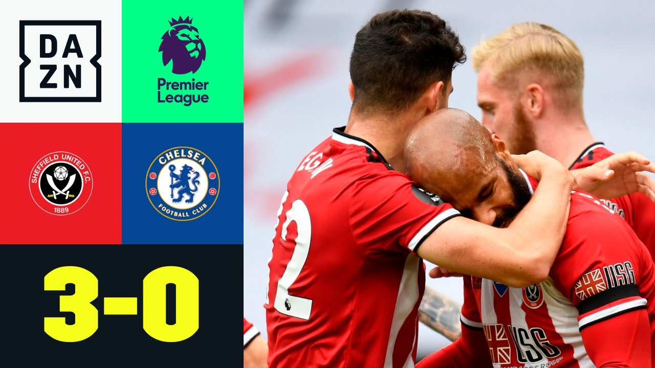 Sheffield United vs Chelsea (3-0)   Resumen y goles   Highlights Premier League