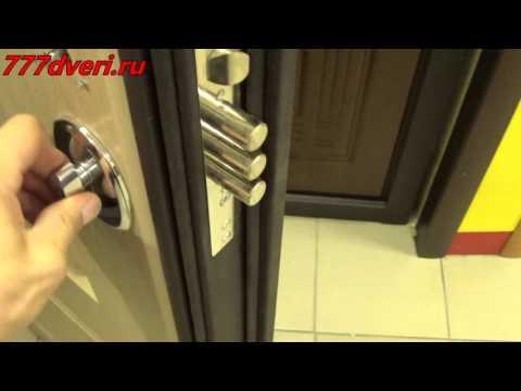 777dveri.ru Омск Тепло-дверь N-24, Черный шелк-ель карпатская входная дверь