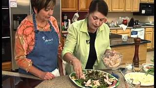 Tuscan-style Chicken Salad - Lakeland Cooks!