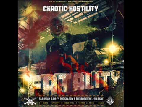 Chaotic Hostility - Day Of Destruction Fatality - Promo Mix