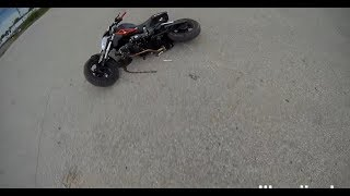 Extremely Close Calls, Road Rage, Crashes, Angry People & Scary Motorcycle Accidents [EP #124]