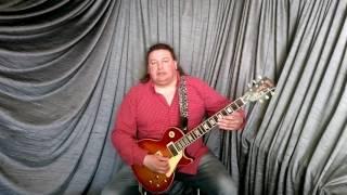 гитара для начинающих блюз урок 1