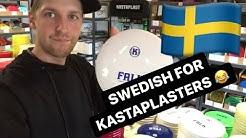 Kymen - Kastaplast Discs Pronunciation