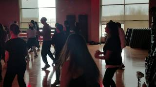 BollyShape class at Lifetime Athletic, Princeton