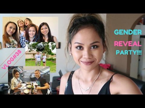 DINNER DATE W/MISTER + GENDER REVEAL PARTY