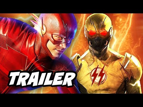 Download Youtube: The Flash Season 4 Arrow Supergirl Crossover Trailer Breakdown