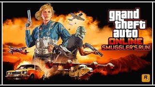 GTA Online: Рон сдаёт ангар - Обзор обновления «Контрабандисты»