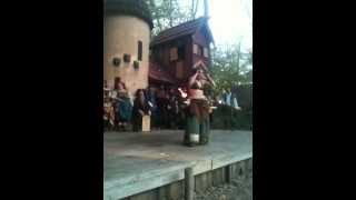 Tricks of the Light at the KC Renaissance Festival Pub Sing