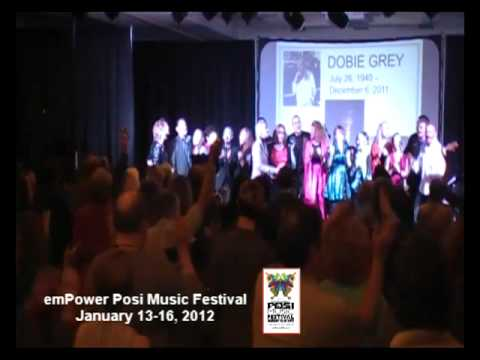 Dobie Gray Tribute - Posi Music Festival 2012