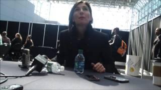 Ali Adler NYCC 2015 Supergirl