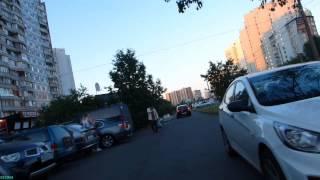 На велосипеде до метро - 21 июля 2014