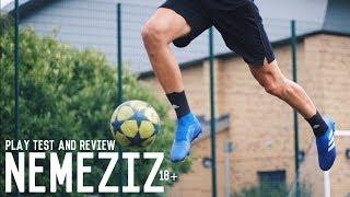 Adidas NEMEZIZ 18+ Team Mode Pack | Playtest and Review