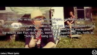 Dame - Rosenkrieg / Lyrics