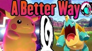 How Game Freak SHOULD Animate Pokemon Battles