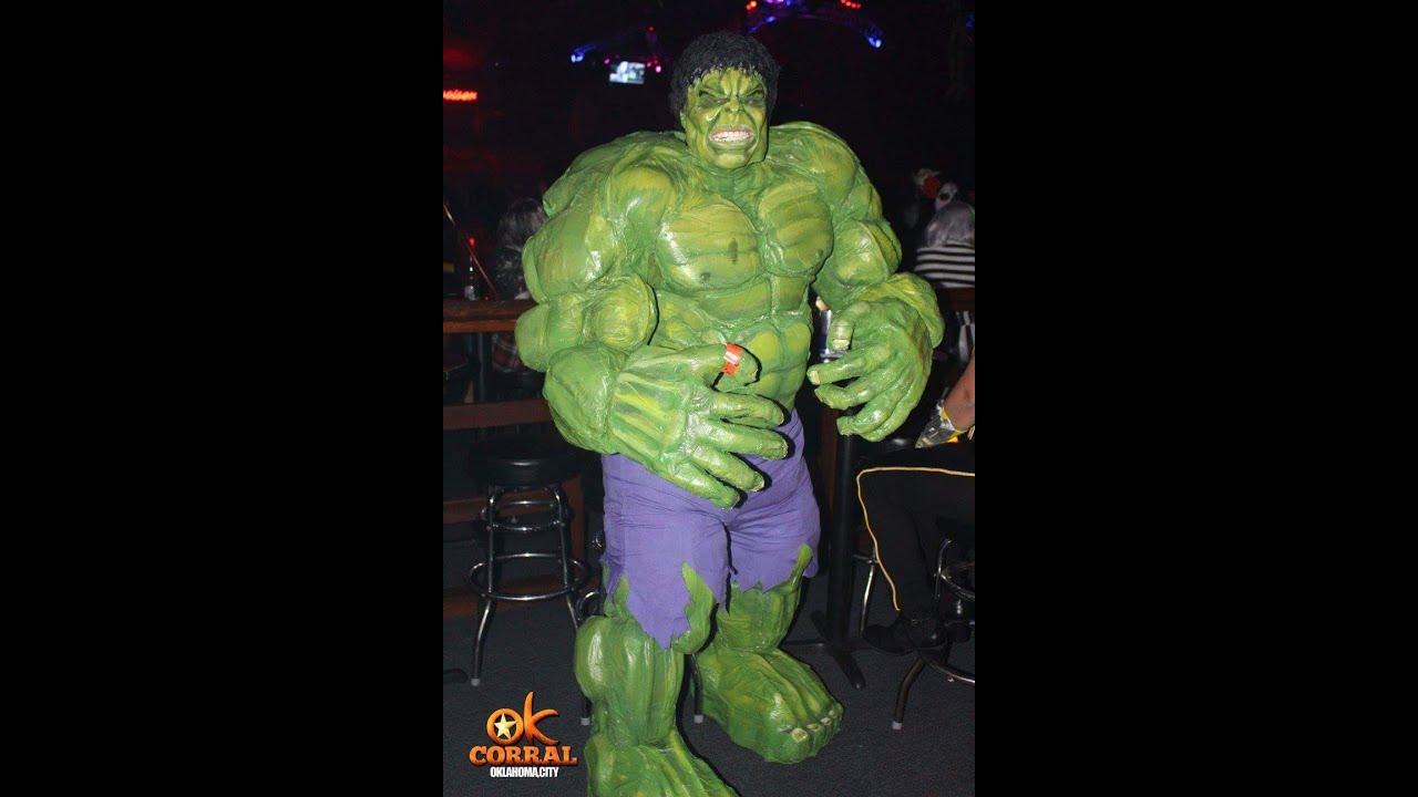 hulk costume hulk costume tutorial final video youtube