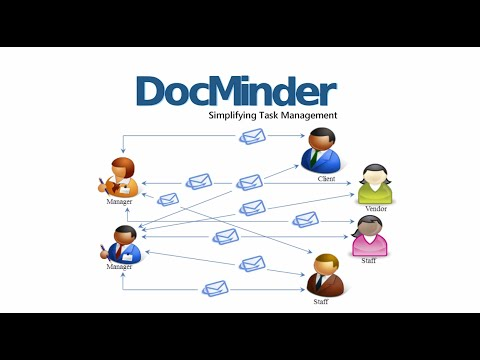 A Fresh Look at Task Management: DocMinder®