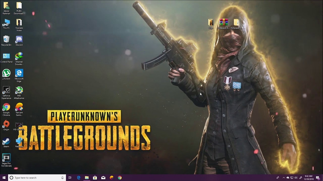 How To Use Wallpaper Engine With Pubg Live Wallpapers Clips Youtube