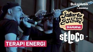 Saint Loco - Terapi Energi (with Lyrics)   BukaMusik