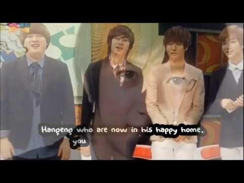 Super Junior's 'My Happy Home' Messages