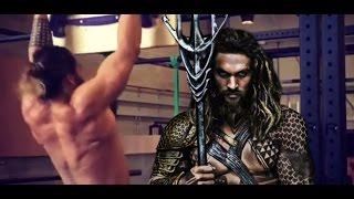 Тренировки Джейсона Момоа (Аквамен) / Workout Jason Momoa (Aquaman)