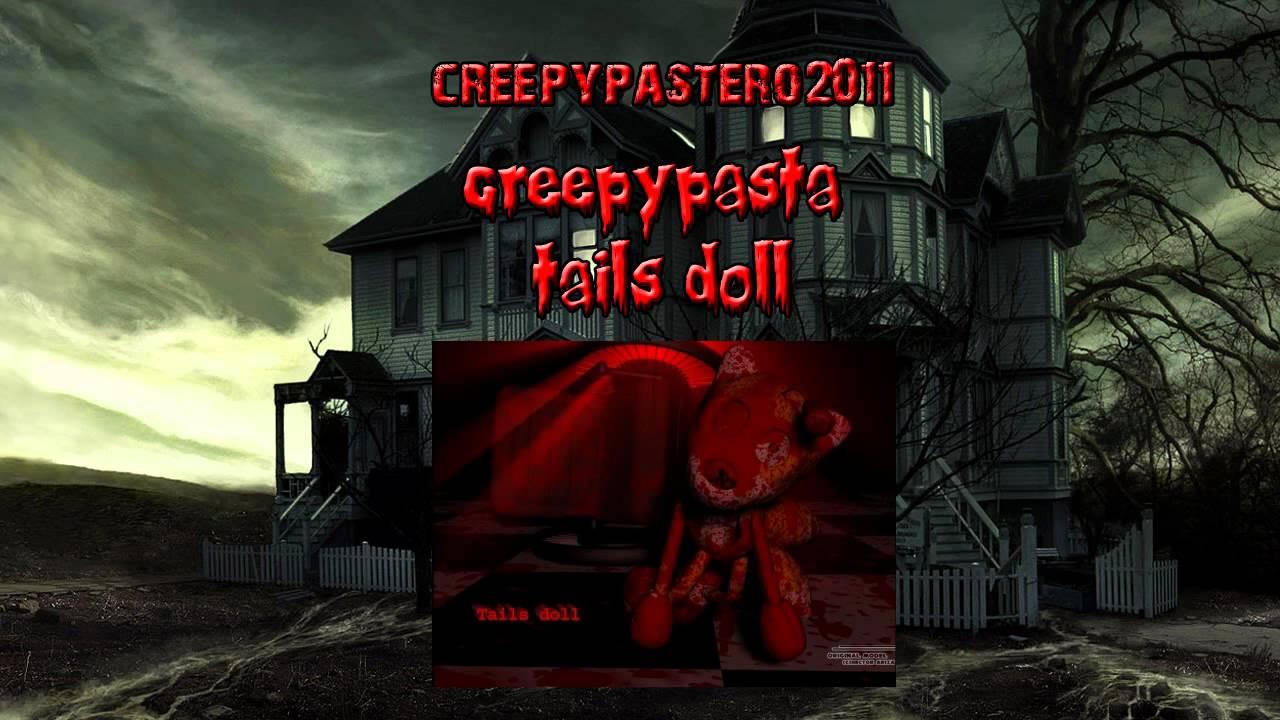 Creepypasta 4 Tails Doll
