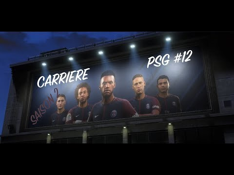 FIFA 18 Carriere PSG #12 I On attaque la saison 2 avec un bon mercato I Neymar Cavani Mbappé
