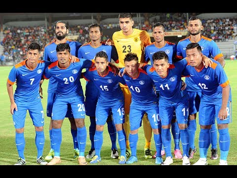 India Football Team Story [176 to 96 FIFA Ranking]