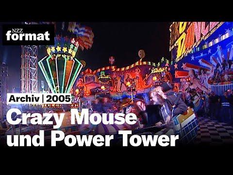 Crazy Mouse und Power Tower - Die Schausteller sind da! Dokumentation von NZZ Format (2005)