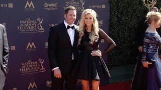 Christina El Moussa and Tarek El Moussa Daytime Emmy Awards Red Carpet jpg