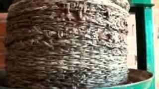 Como hacer aceite de oliva casero ( Minialmazara - Mini almazara)
