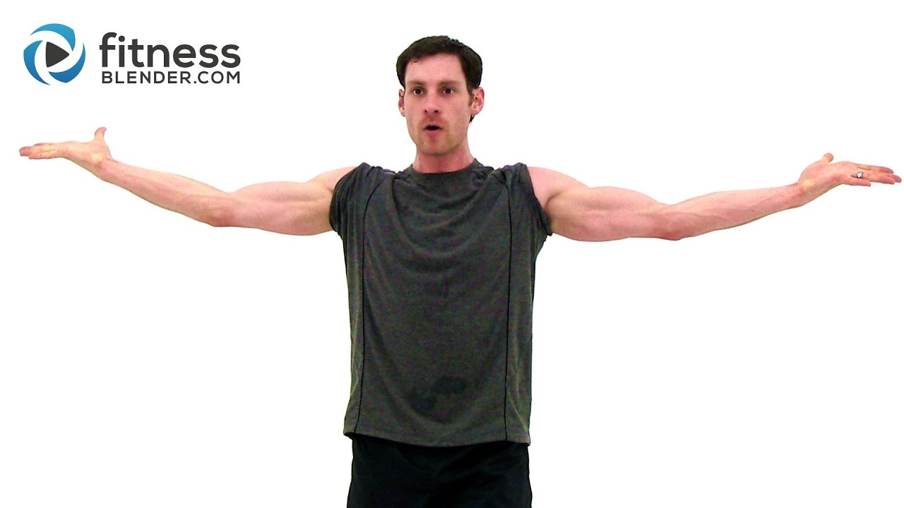 18 min Advanced KB HIIT Workout Created by Fitness Blender