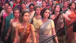 Ukraine Festival 2015 Kirtan by Madhava Part 1 - Dancing, chanting of Mahamantra | ISKCON