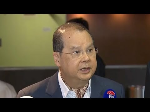 HK's chief secretary: Independent commission to review protests' cause