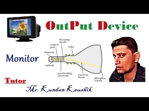 Monitor - Output Device