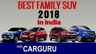 Best Mini SUV, CARGURU Compares Tata Nexon, Suzuki Brezza, Honda WR V & Ford EcoSport,