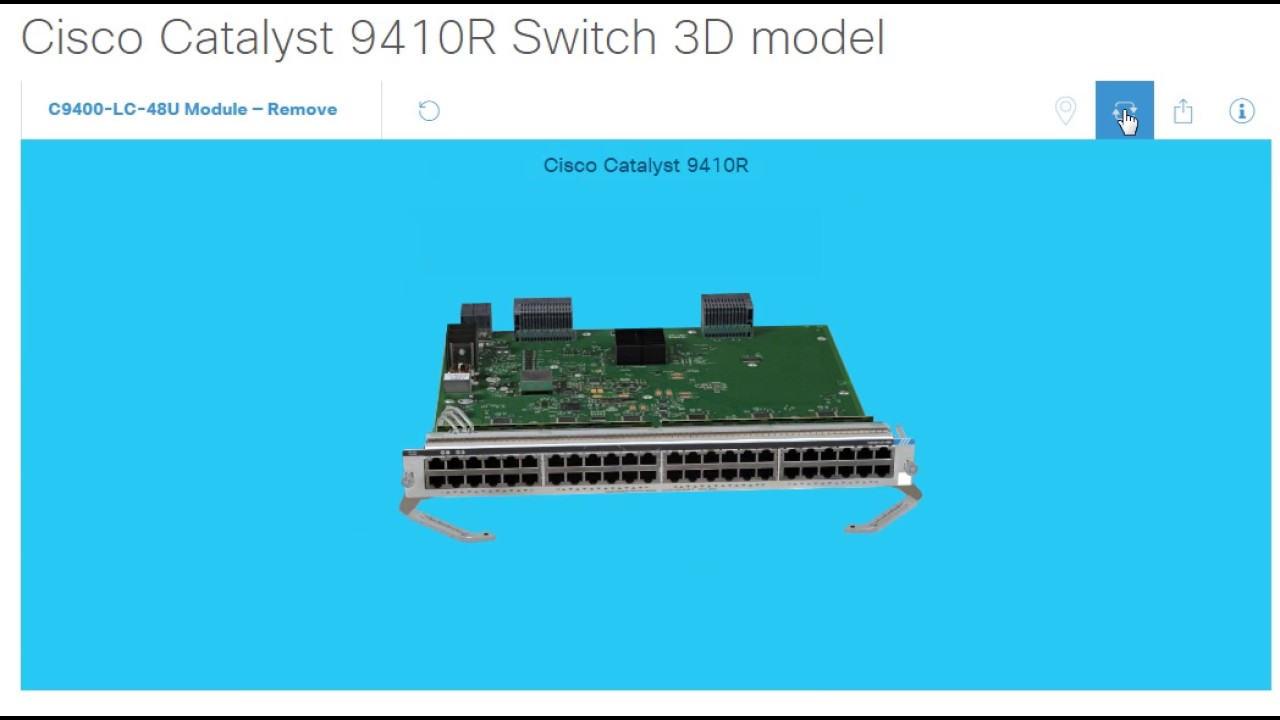 Cisco Catalyst 9400 Switches: Three Things You Must Know