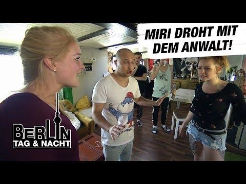 Berlin - Tag & Nacht - Der Streit zwischen Emmi & Miri eskaliert! #1479 - RTL II