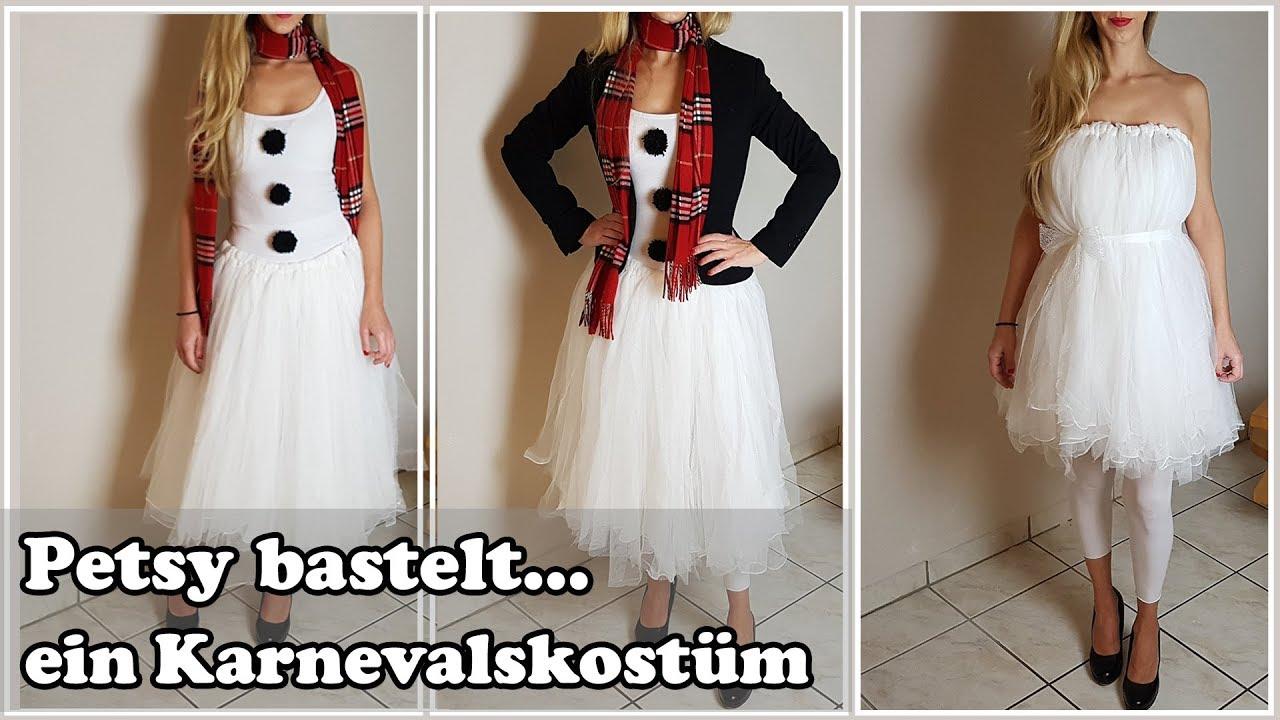 diy: kostüm karneval halloween ohne nähen mit rock | kleid aus ikea gardine  unter 5 euro