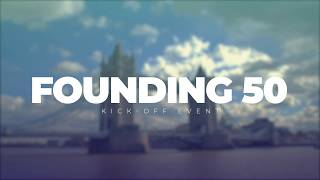 School of Marketing: Founding 50 Kick-off Event