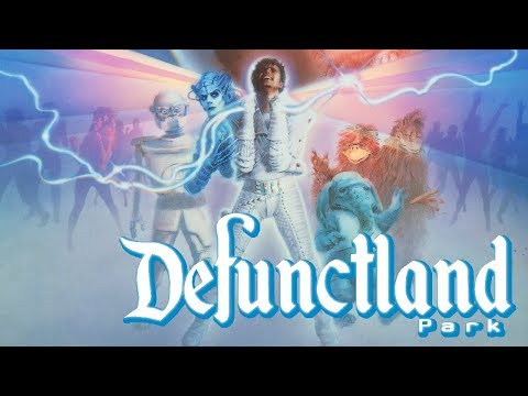 Defunctland: The History of Captain EO
