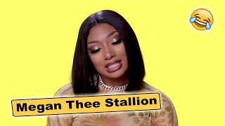Megan Thee Stallion Funny Moments
