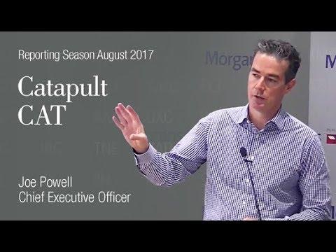 Reporting Season – Catapult (ASX:CAT): Joe Powell, Chief Executive Officer
