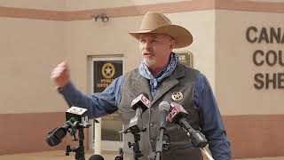 Canadian County Sheriff addresses trip to Washington, D.C.
