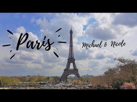Spring in Paris 4K   Michael & Nicole