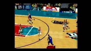 NBA Live 2000 Nintendo 64 Gameplay_1999_09_28