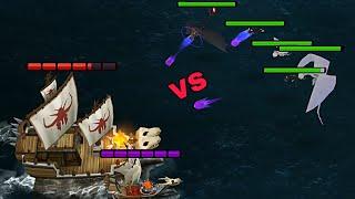 Defending Berk with Toothless Family (Light Fury & Night Lights) - Dragons:Rise of Berk New Update