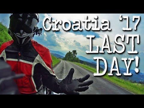Croatia '17 #10 'LAST DAY!'